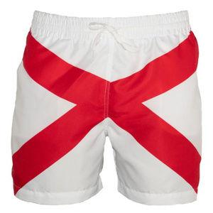 """M-PEX 5.5"""" Inseam Alabama Men's Swimming Trunks"""